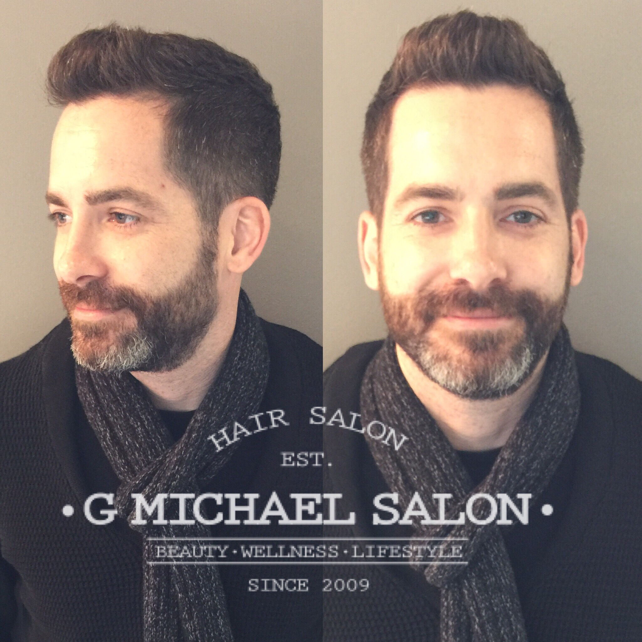Best Mens Haircuts In Indianapolis G Michael Salon Design Group