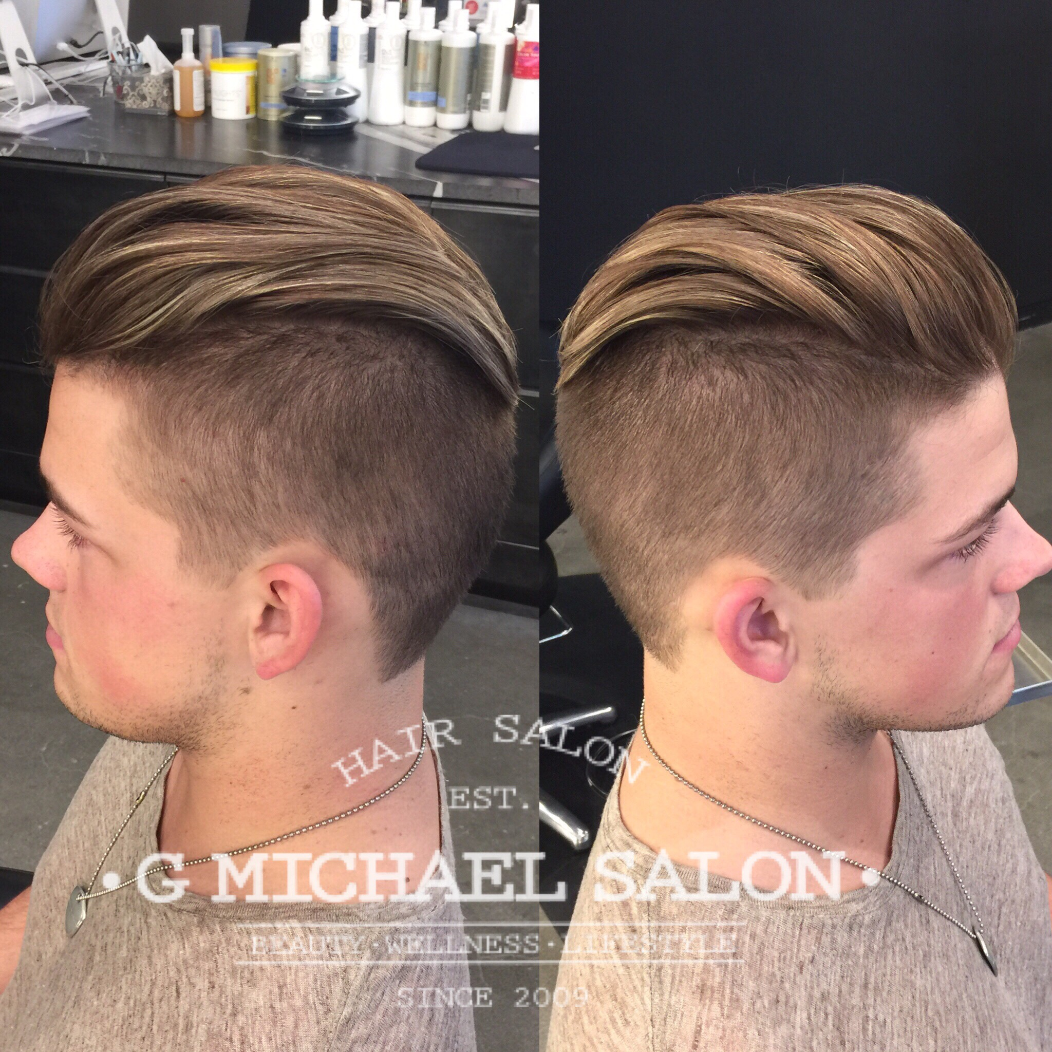 Top Men S Haircut Salons In Indianapolis Indiana Created By G