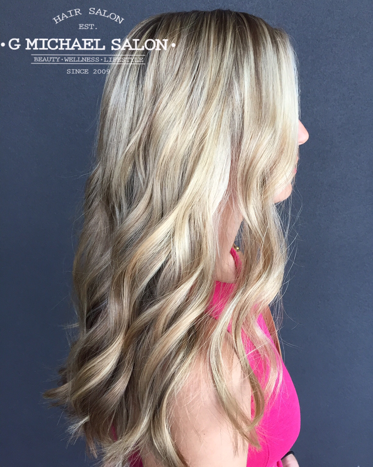 Indy S Balayage Hair Color Experts G Michael Salon At