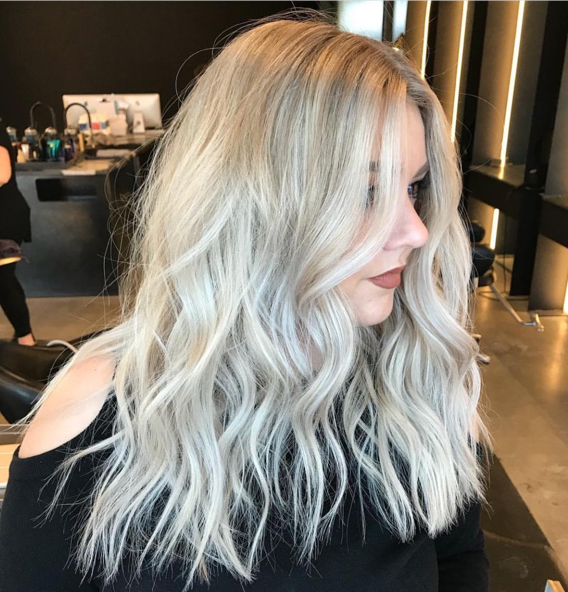 Blonde Hair Trends 2018: Before And After Photos
